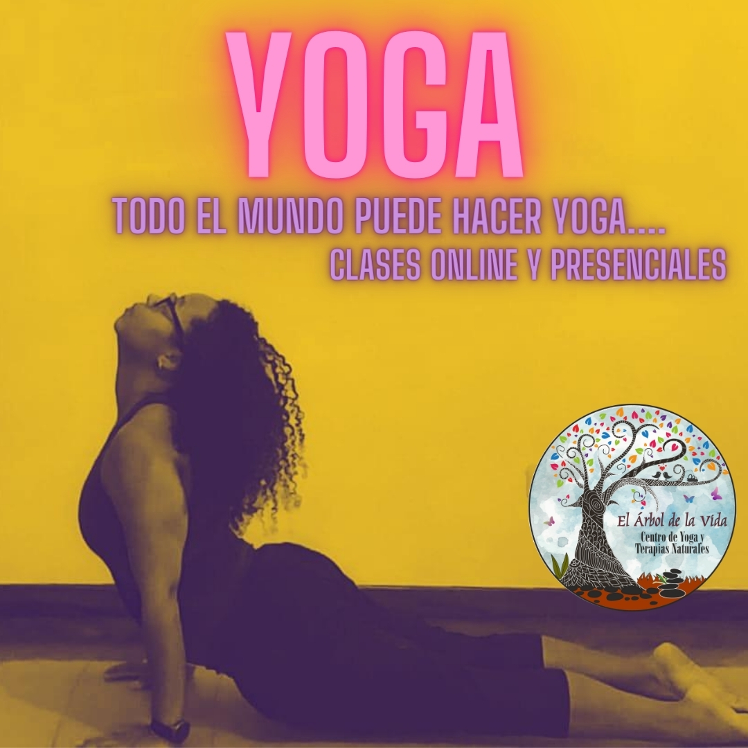 Clases de Yoga Madrid - Online y Presencial